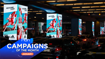 Campaigns of the month | January 2020