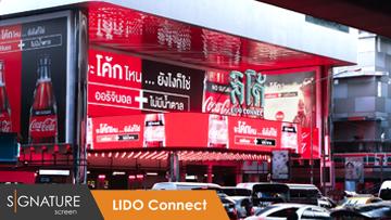 Plan B Media | Signature screen | LIDO Connect