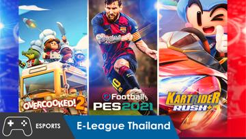 Plan B Media l E-sports l E-League Thailand