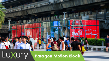 Plan B Media l Luxury l Paragon Motion Block