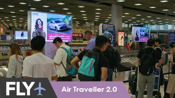 Plan B Media l Fly l Air Traveller 2.0