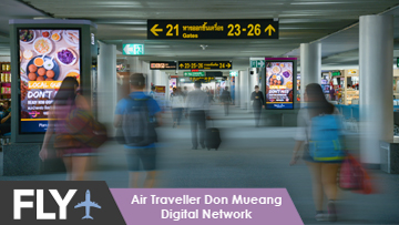 Plan B Media  l Fly l Don Mueang Digital Network